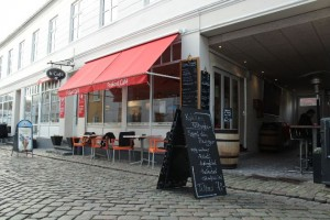 Is Café Ebeltoft