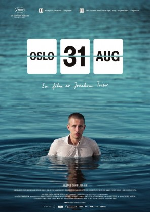 Filmposter: Oslo 31 august