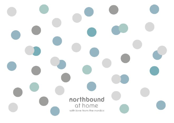 Northbound at home