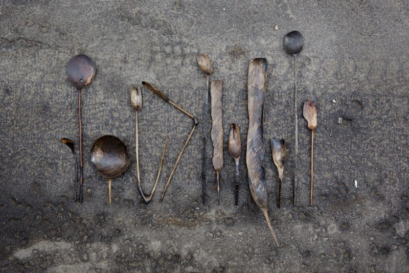 Spoons designed by Marie EKlund